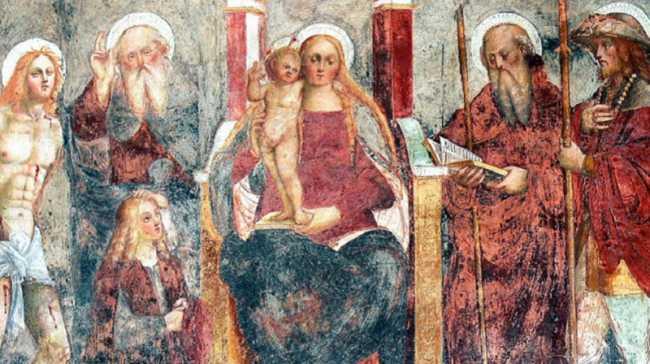 Basilica di Orta San Giulio