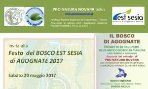 Festa del bosco di Agognate programma