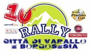 logo rally varallo borgosesia