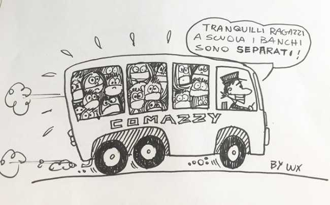 lux bus scuola