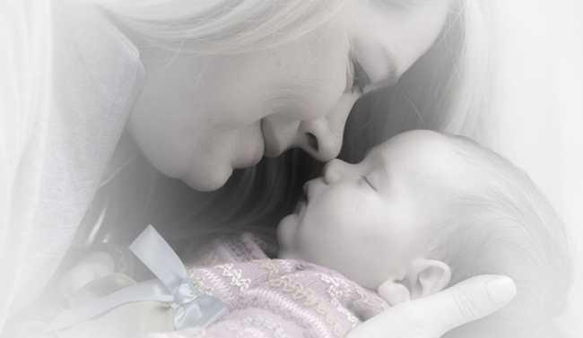 neonato mamma