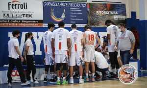 oleggio magic basket squadra